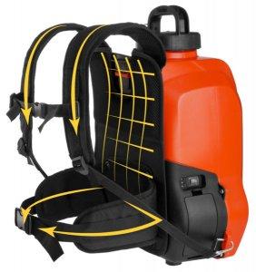 Bomba de mochila eléctrica Ergo 12 L Li-Ion FPM