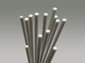 tutores de fibra de vidrio