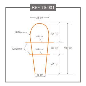 Ref 116001