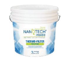 pintura reflectante Thermo filter