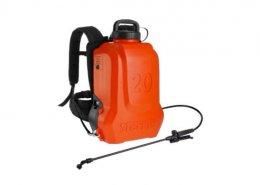 Bomba de mochila eléctrica Ergo 20 L Li-Ion FPM