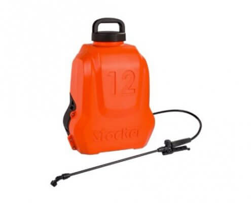 Bomba de mochila eléctrica 12 L Li-Ion