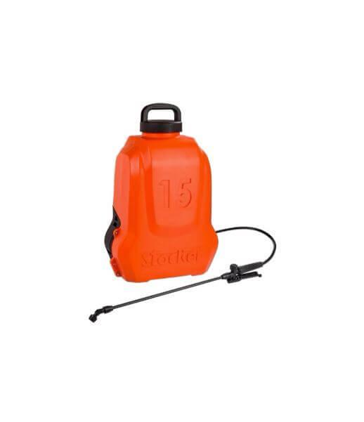 Bomba de mochila eléctrica 15 L Li-Ion