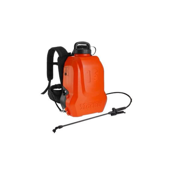 Bomba de mochila eléctrica Ergo 15 L Li-Ion FPM