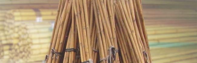 Bambú procesado