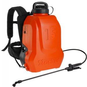 bomba de mochila eléctrica ergo 15l
