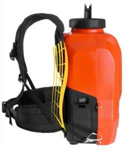 bomba de mochila electrica ergo 15l