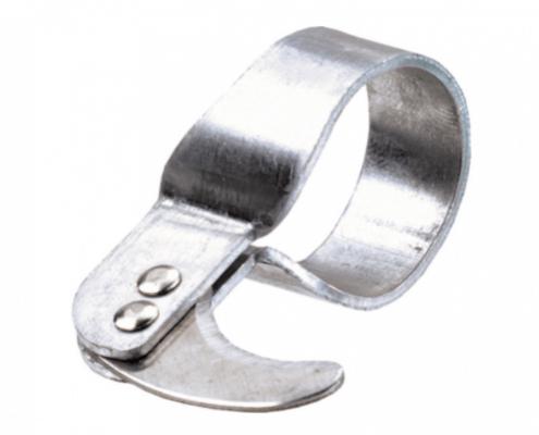 cuchillo de anillo de aluminio