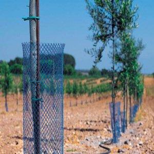 malla protectora de cultivos de plástico protectnet