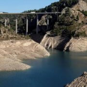 Sequía en los embalses