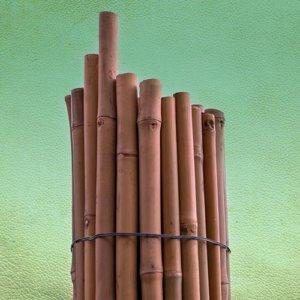 Tutores de bambú tailandés